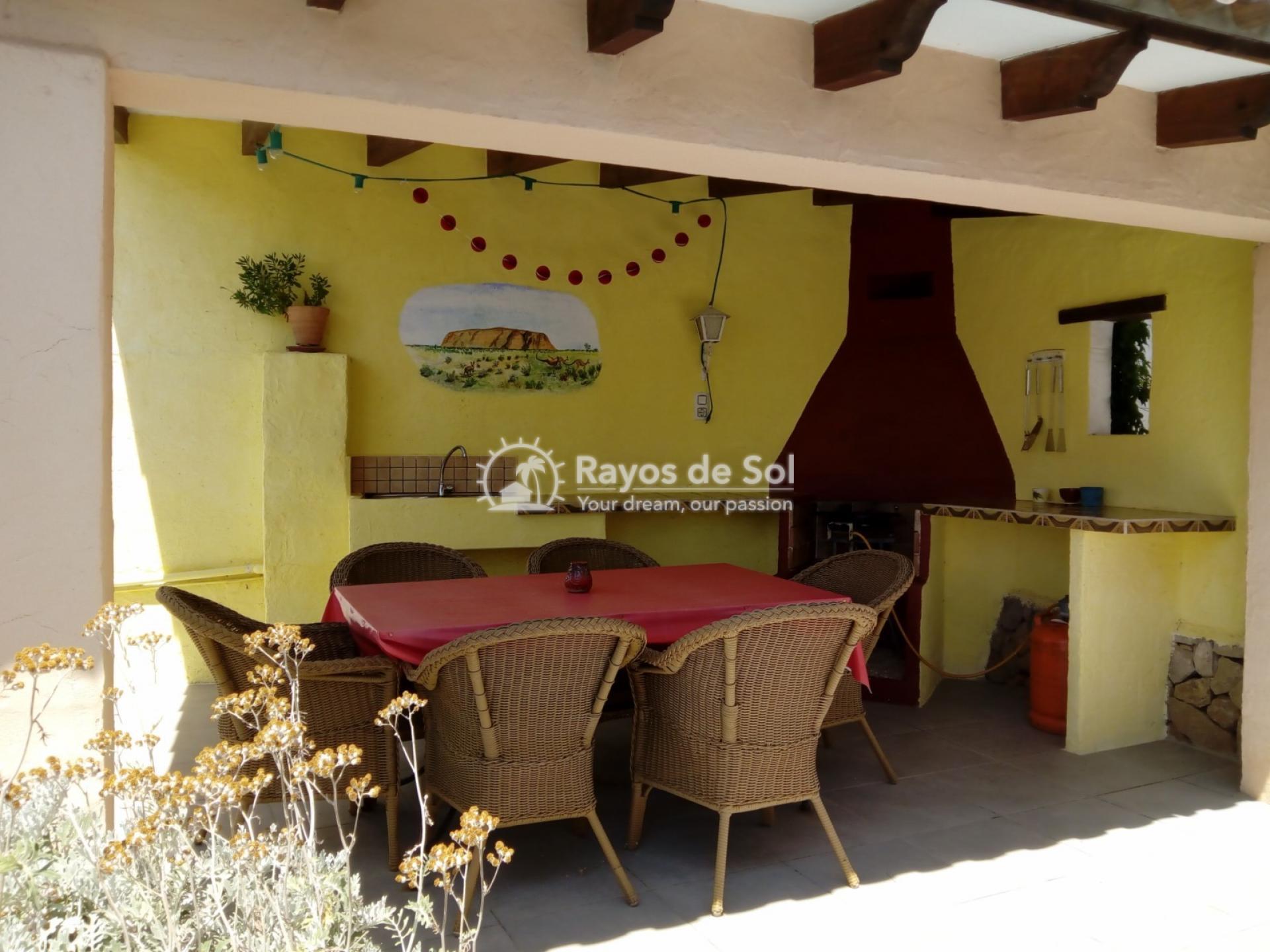 Villa  in Moraira, Costa Blanca (3630x) - 12