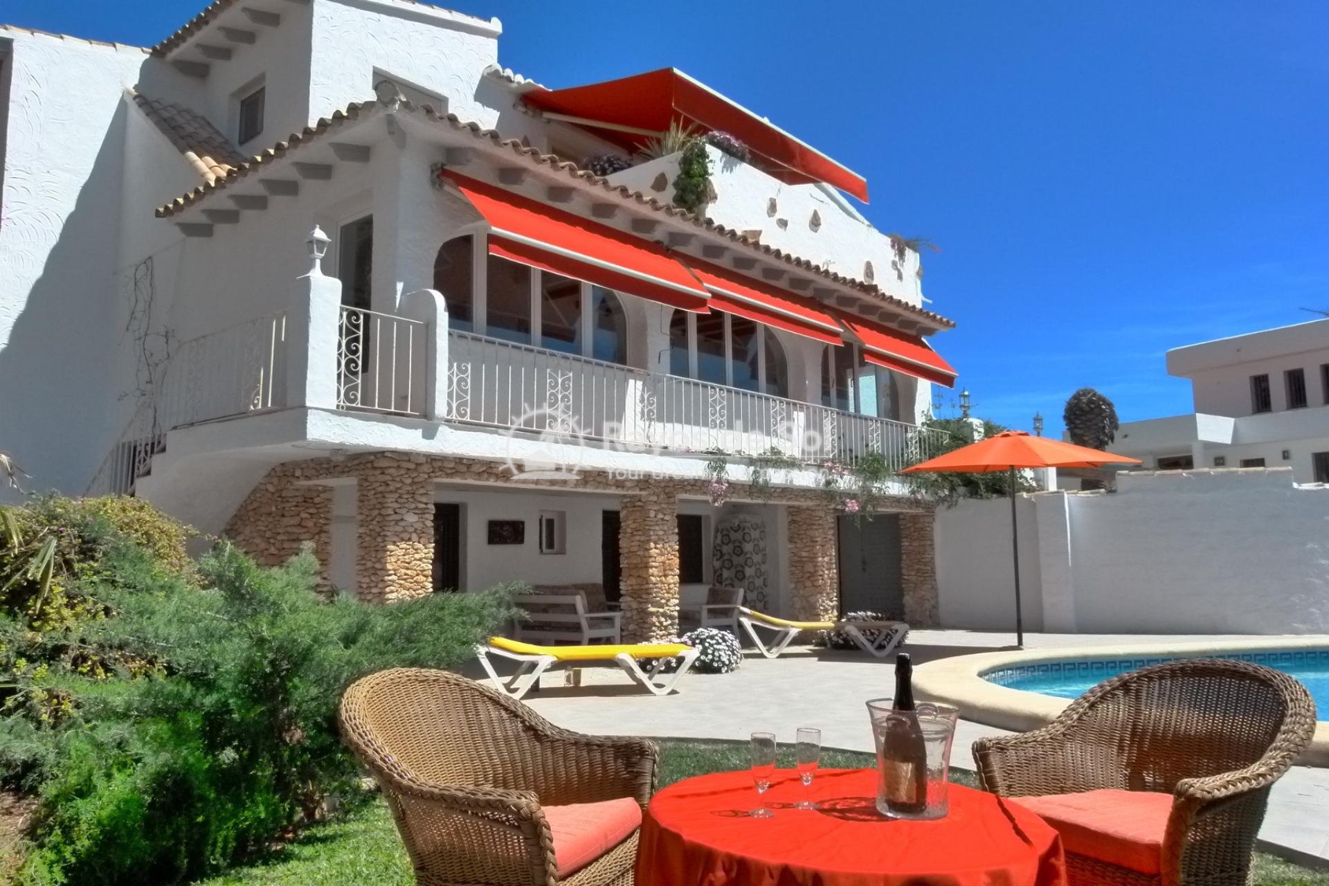 Villa  in Moraira, Costa Blanca (3630x) - 13