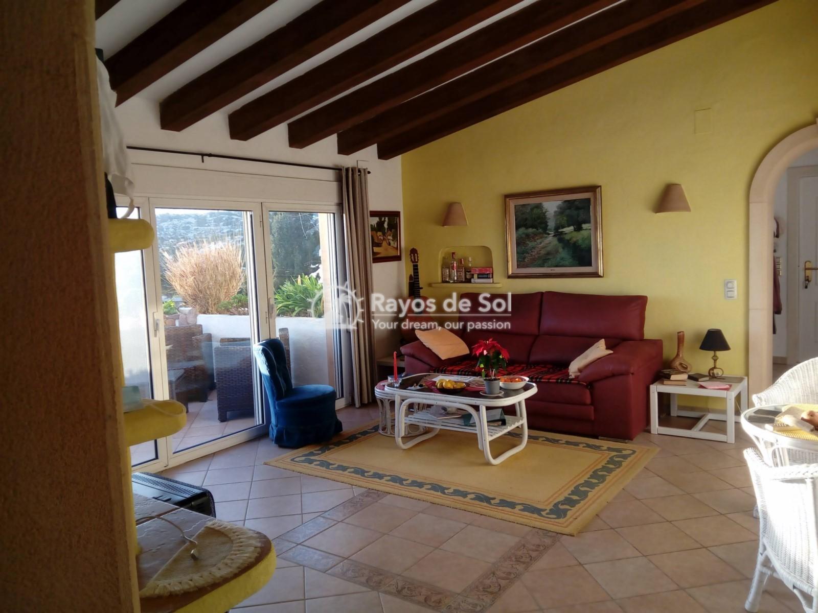Villa  in Moraira, Costa Blanca (3630x) - 17