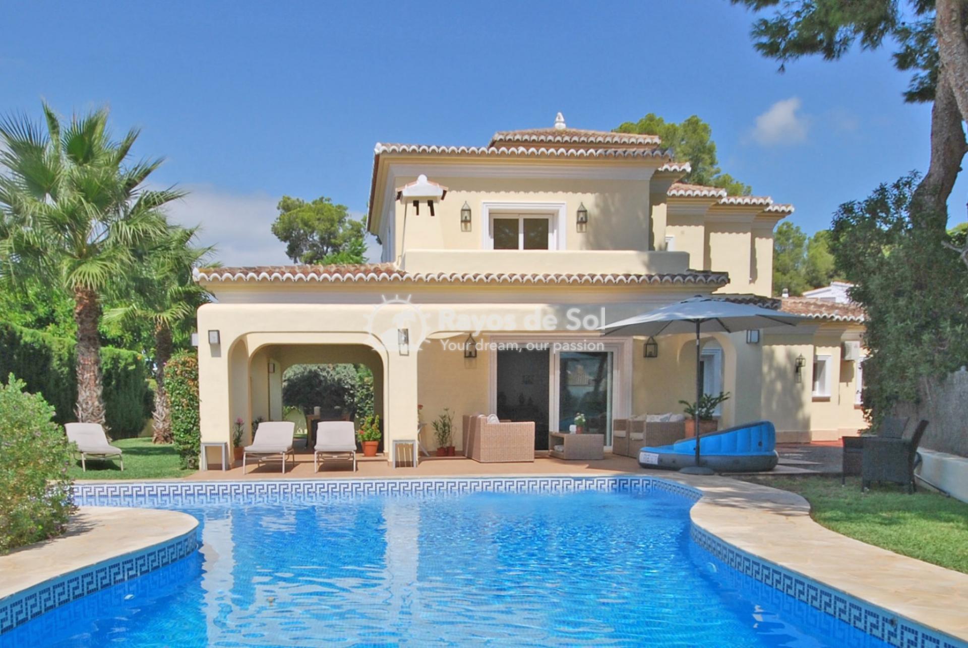 Villa  in Moraira, Costa Blanca (3662nd) - 1
