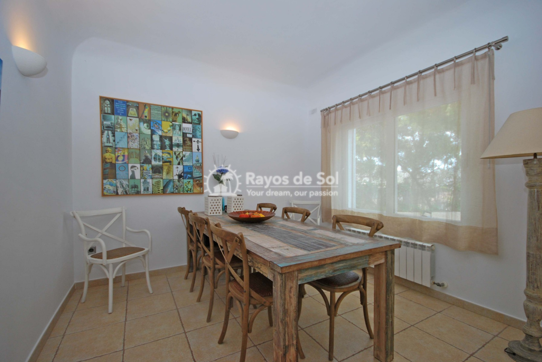 Villa  in Moraira, Costa Blanca (3662nd) - 6
