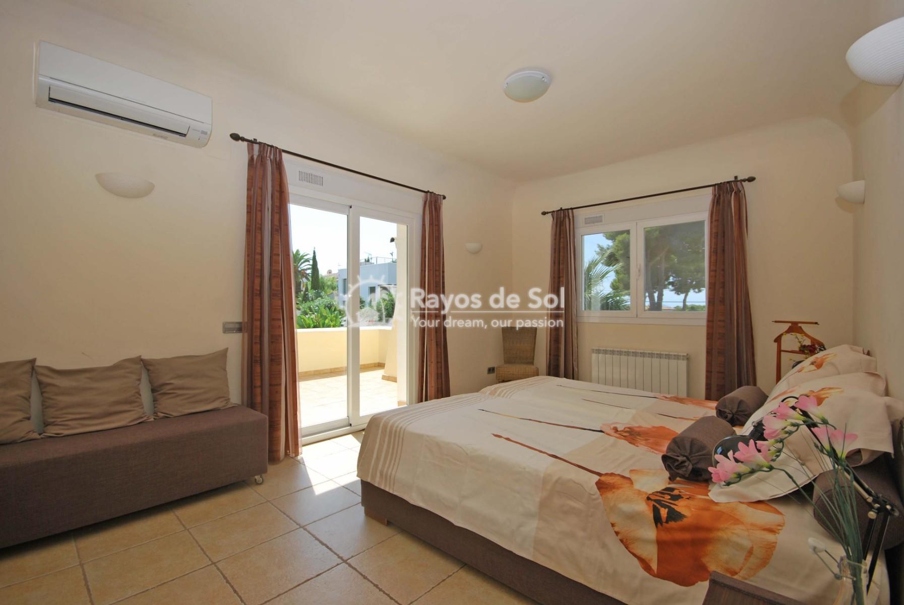 Villa  in Moraira, Costa Blanca (3662nd) - 12