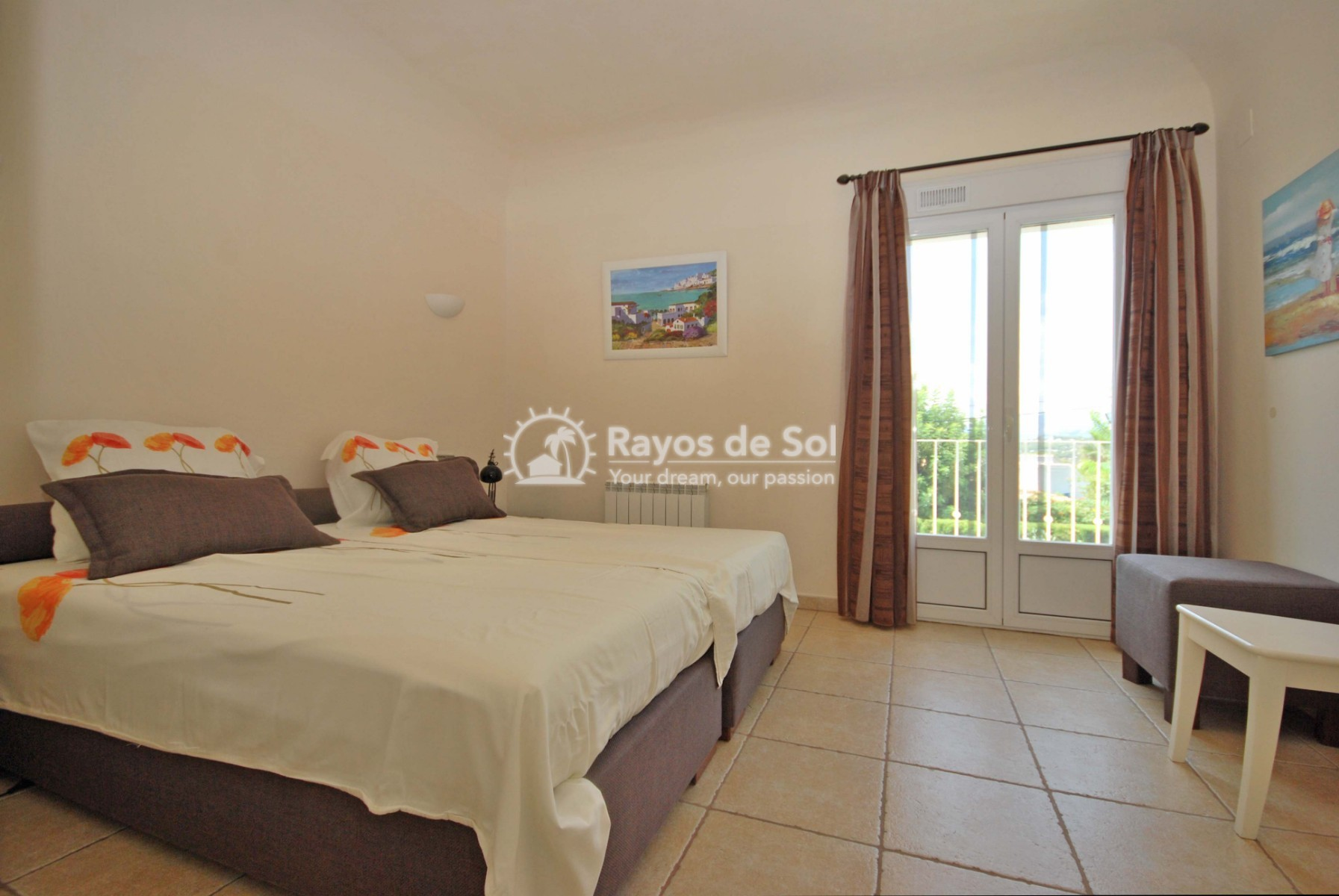 Villa  in Moraira, Costa Blanca (3662nd) - 14