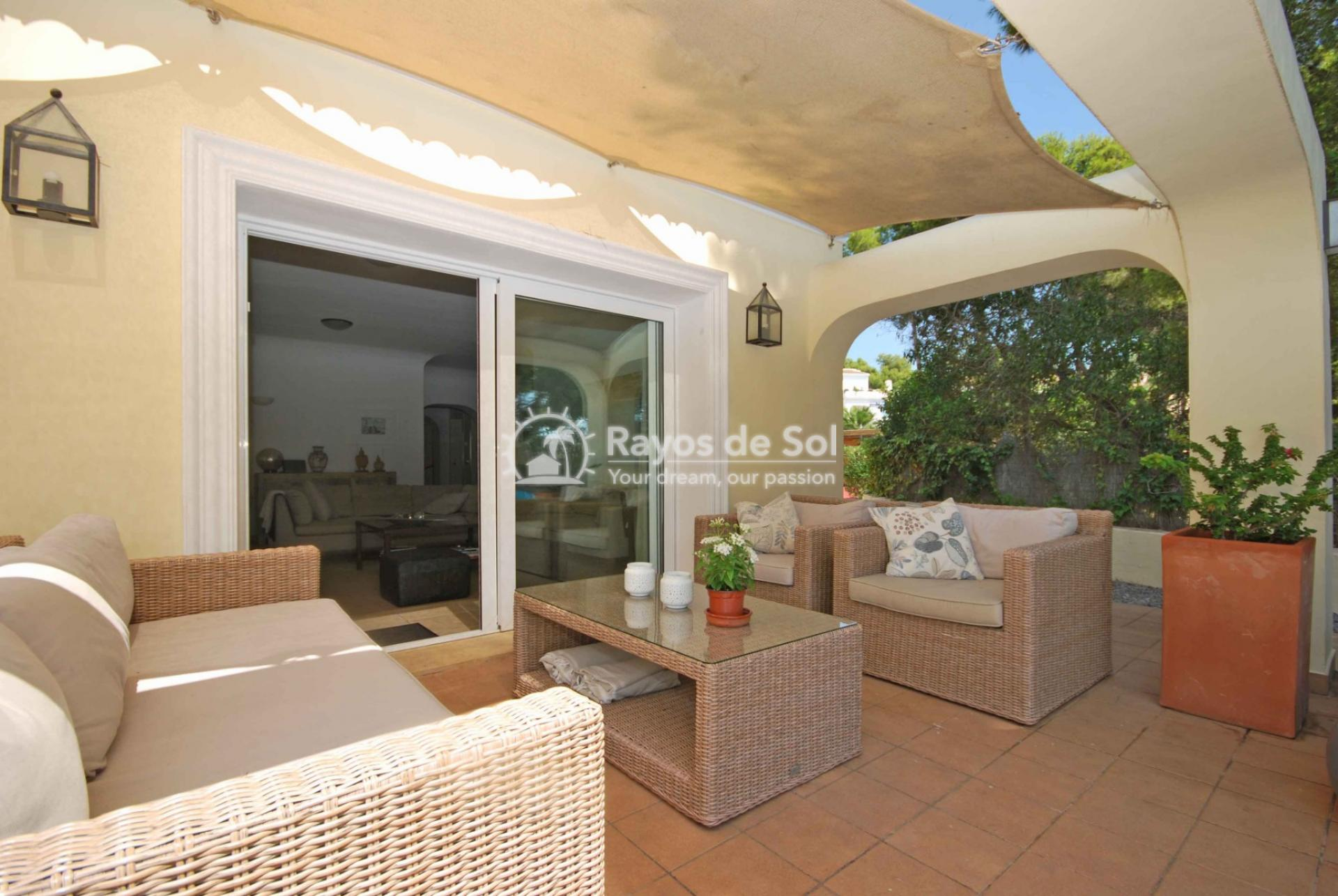 Villa  in Moraira, Costa Blanca (3662nd) - 18