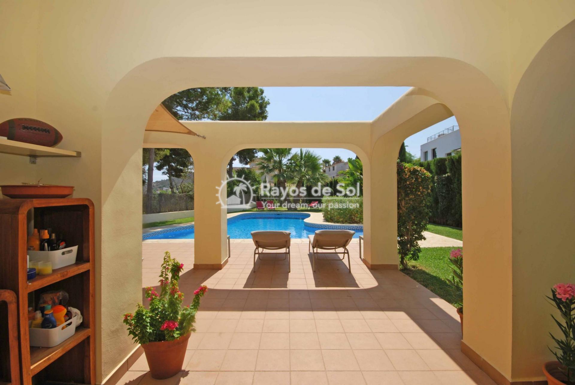 Villa  in Moraira, Costa Blanca (3662nd) - 19