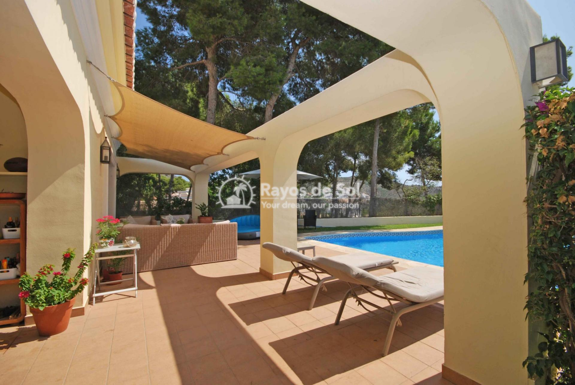 Villa  in Moraira, Costa Blanca (3662nd) - 20