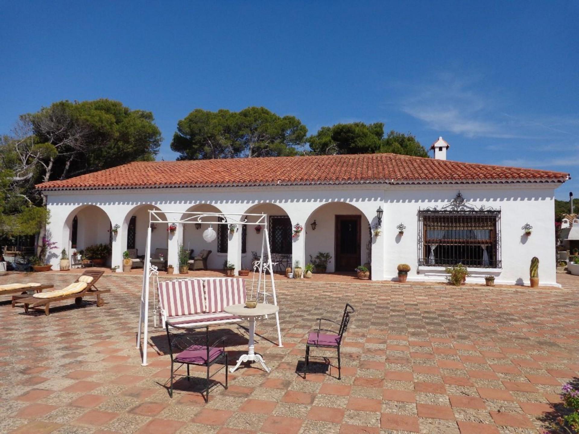 Villa  in Moraira, Costa Blanca (3670) - 2