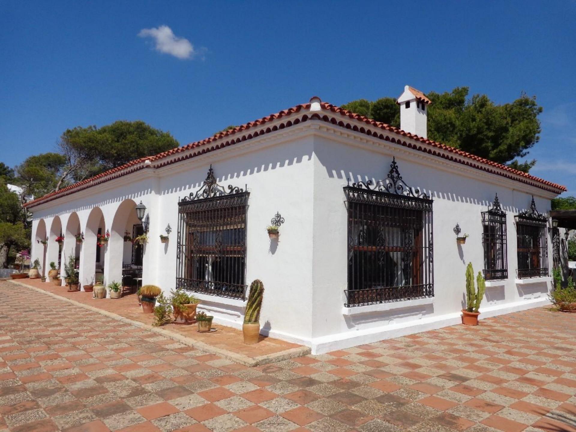 Villa  in Moraira, Costa Blanca (3670) - 17