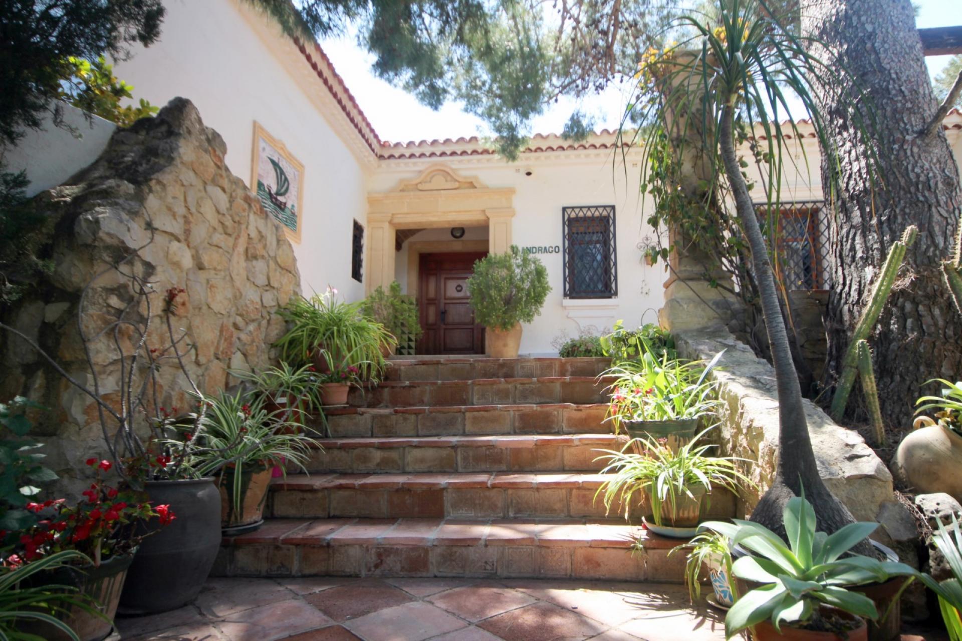 Villa  in Moraira, Costa Blanca (3670) - 19