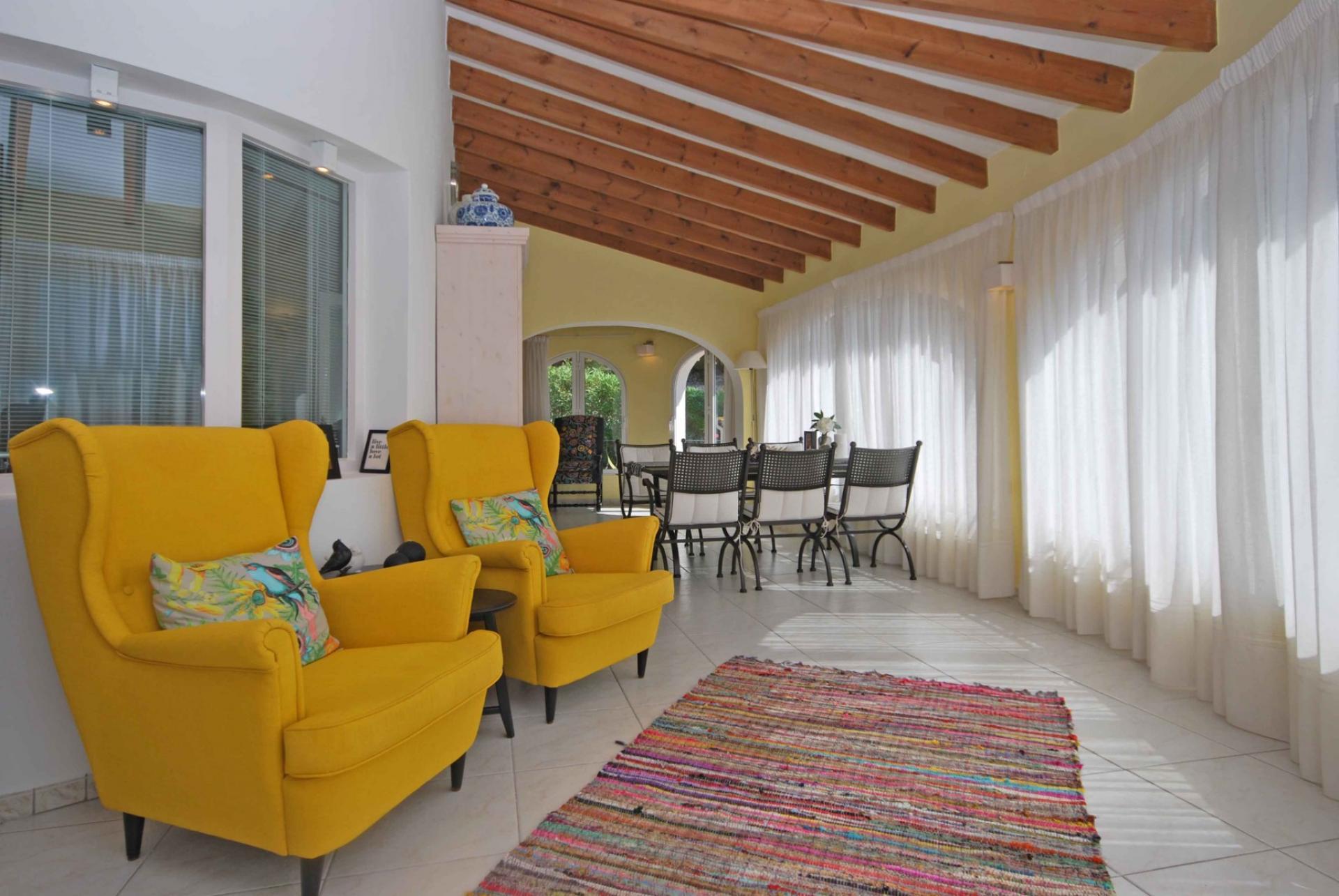Villa  in Moraira, Costa Blanca (3682) - 8