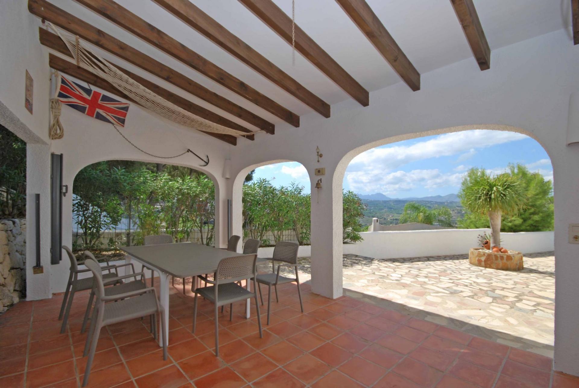 Villa  in Moraira, Costa Blanca (3682) - 15