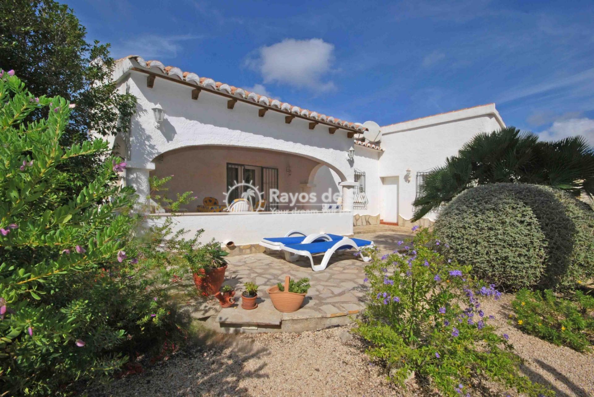 Villa  in Benitachell, Costa Blanca (3693) - 1