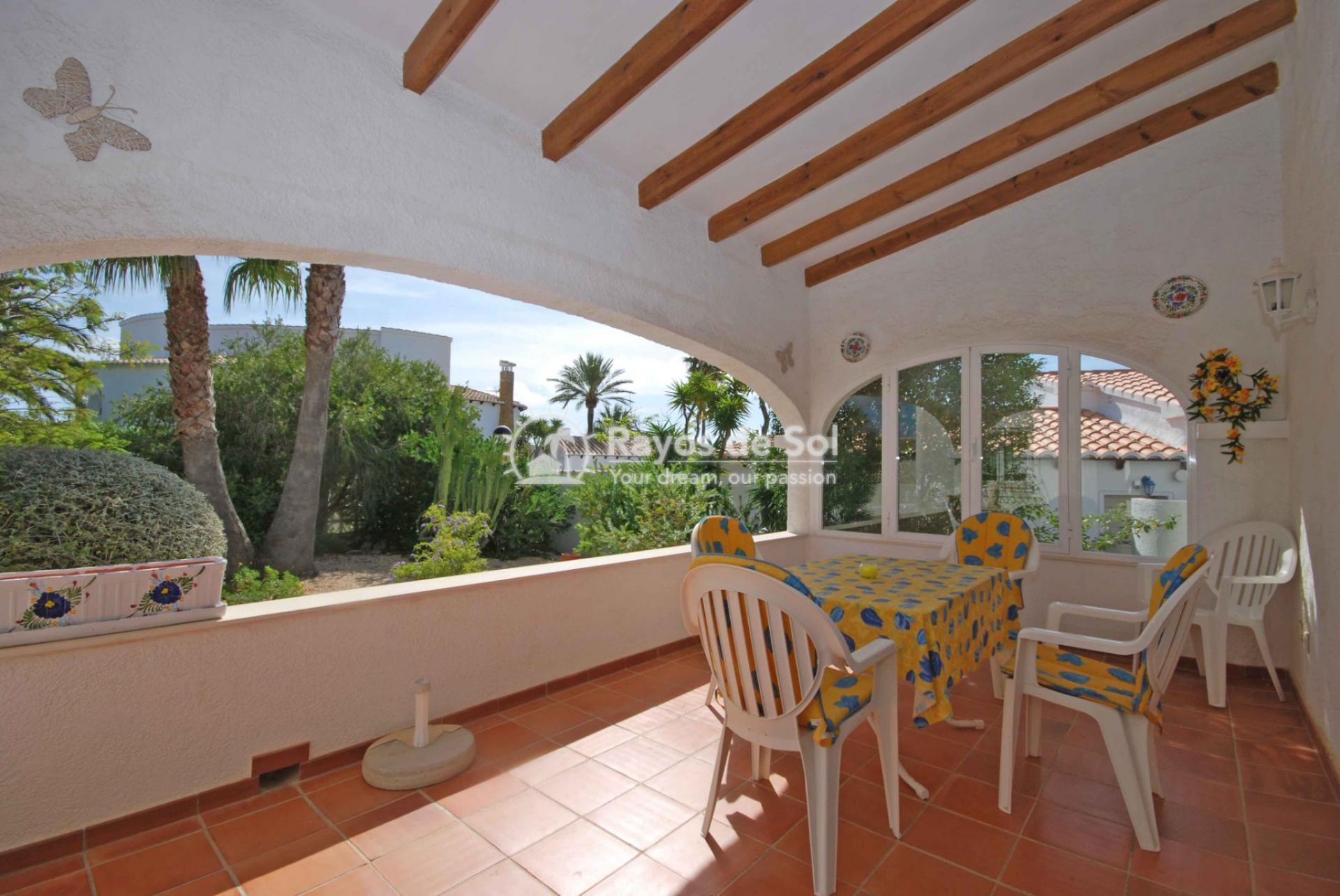 Villa  in Benitachell, Costa Blanca (3693) - 8