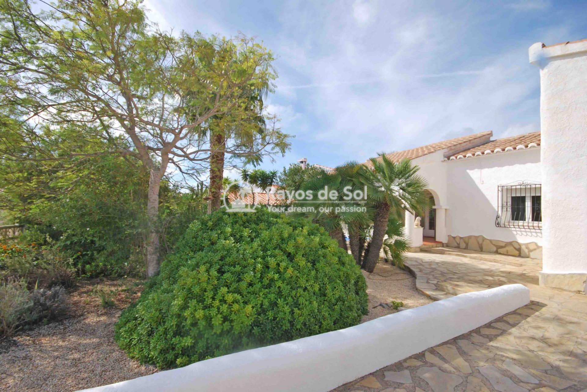 Villa  in Benitachell, Costa Blanca (3693) - 10