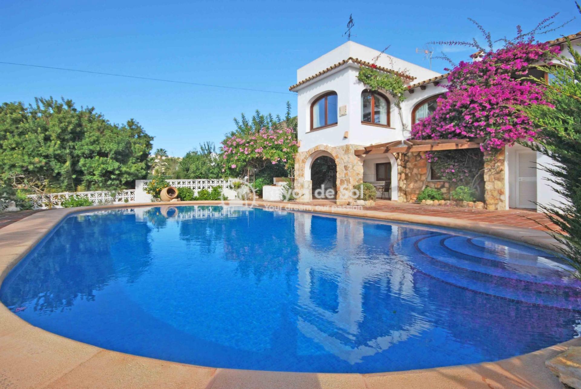Villa  in Benissa, Costa Blanca (3718x) - 1
