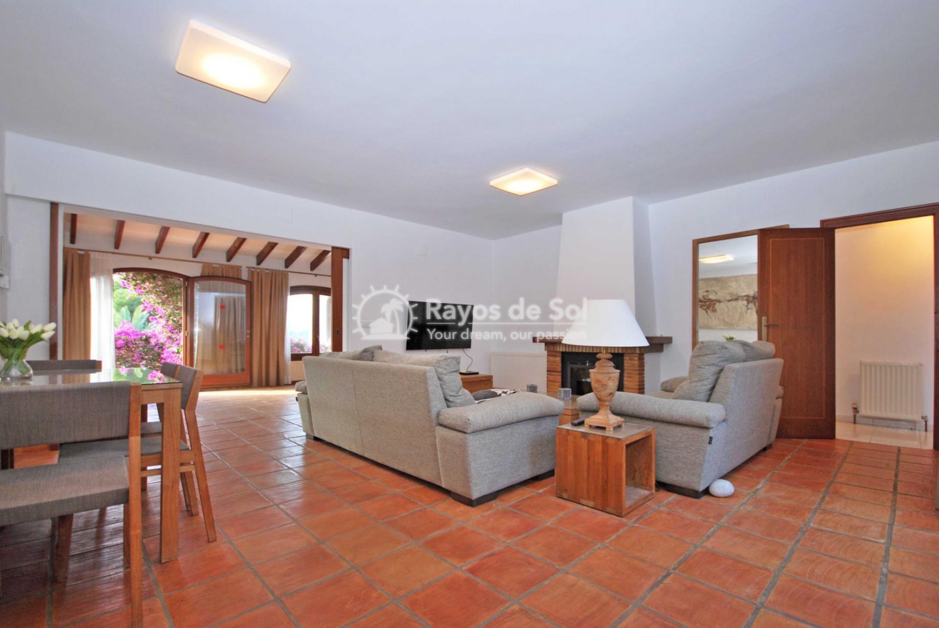Villa  in Benissa, Costa Blanca (3718x) - 3