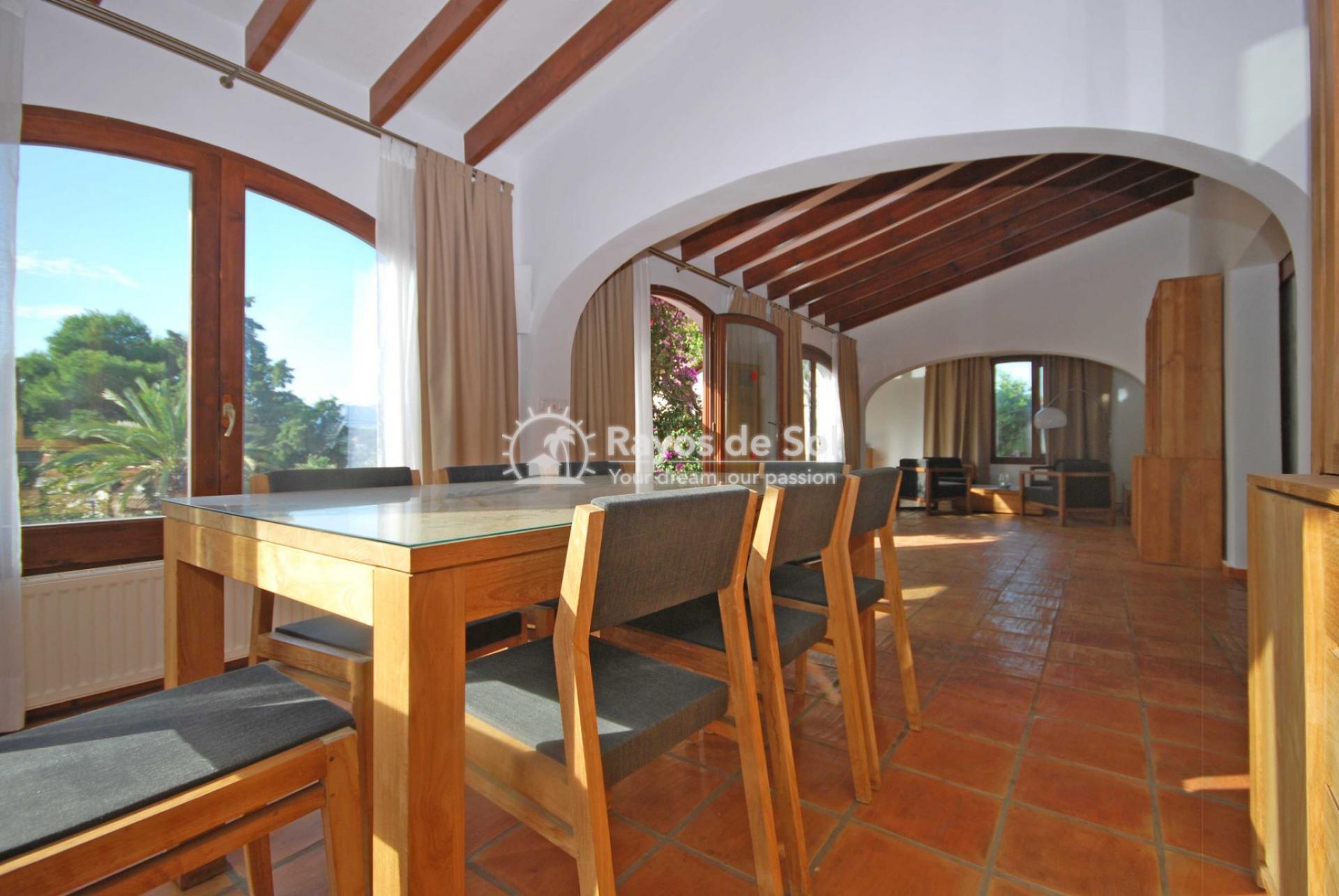 Villa  in Benissa, Costa Blanca (3718x) - 4