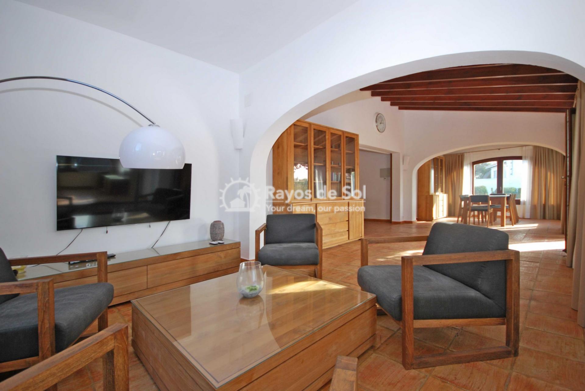 Villa  in Benissa, Costa Blanca (3718x) - 5