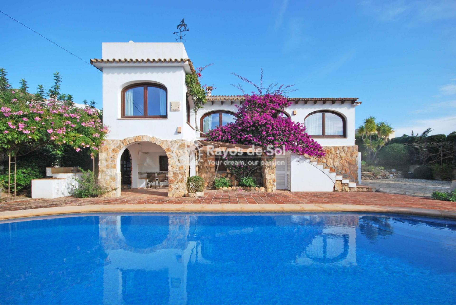 Villa  in Benissa, Costa Blanca (3718x) - 16
