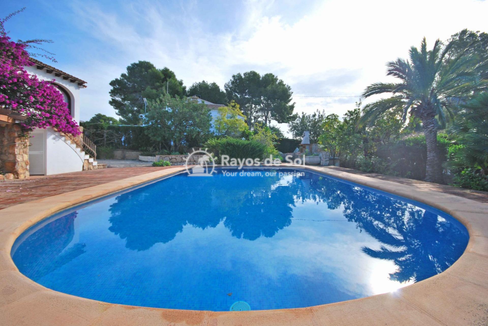 Villa  in Benissa, Costa Blanca (3718x) - 17