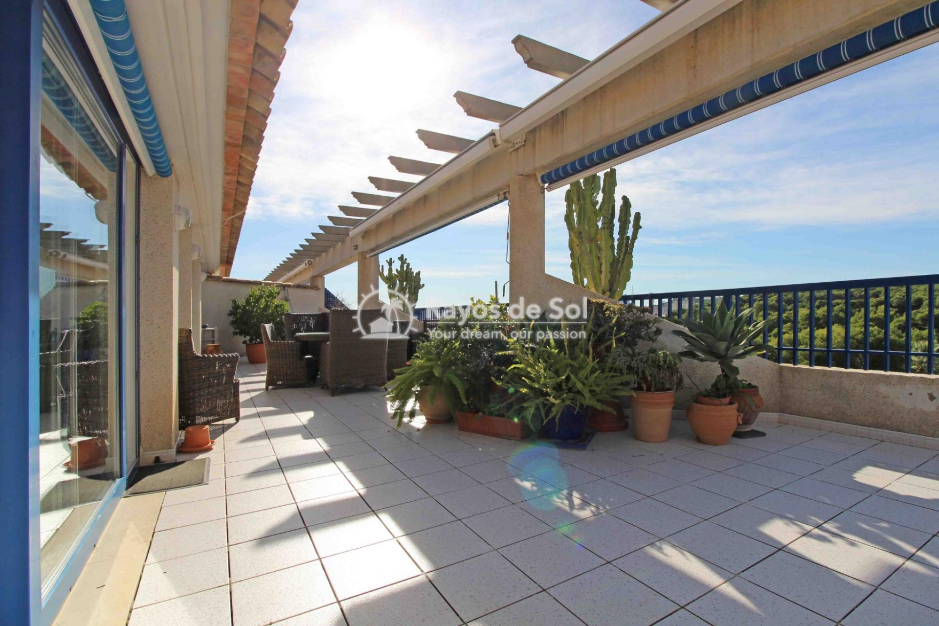 Apartment  in Moraira, Costa Blanca (3707ex) - 13