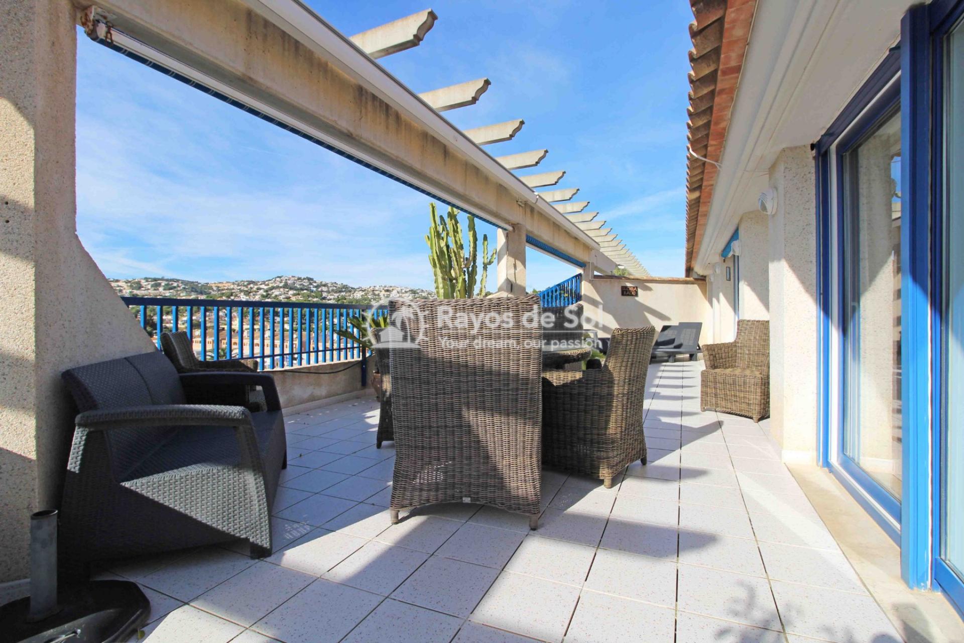 Apartment  in Moraira, Costa Blanca (3707ex) - 14