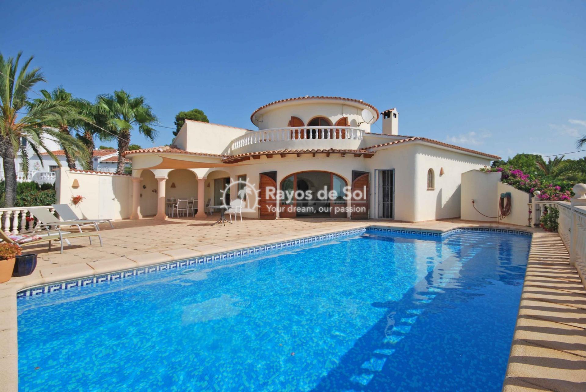 Villa  in Benissa, Costa Blanca (3796ex) - 3