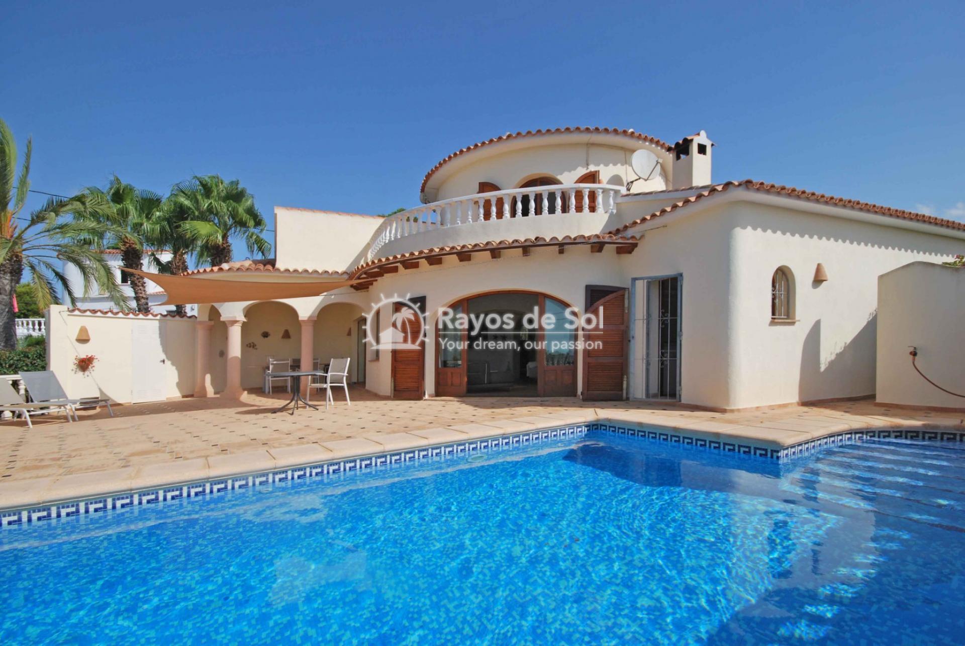 Villa  in Benissa, Costa Blanca (3796ex) - 4