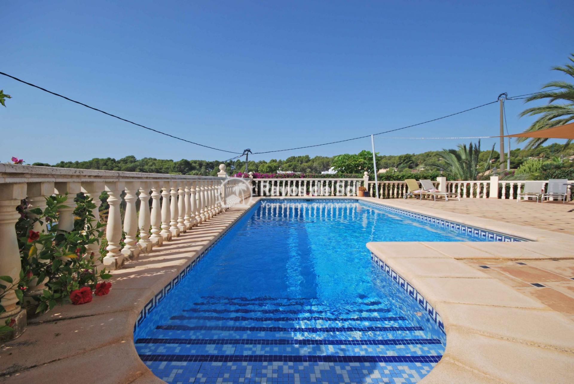 Villa  in Benissa, Costa Blanca (3796ex) - 5
