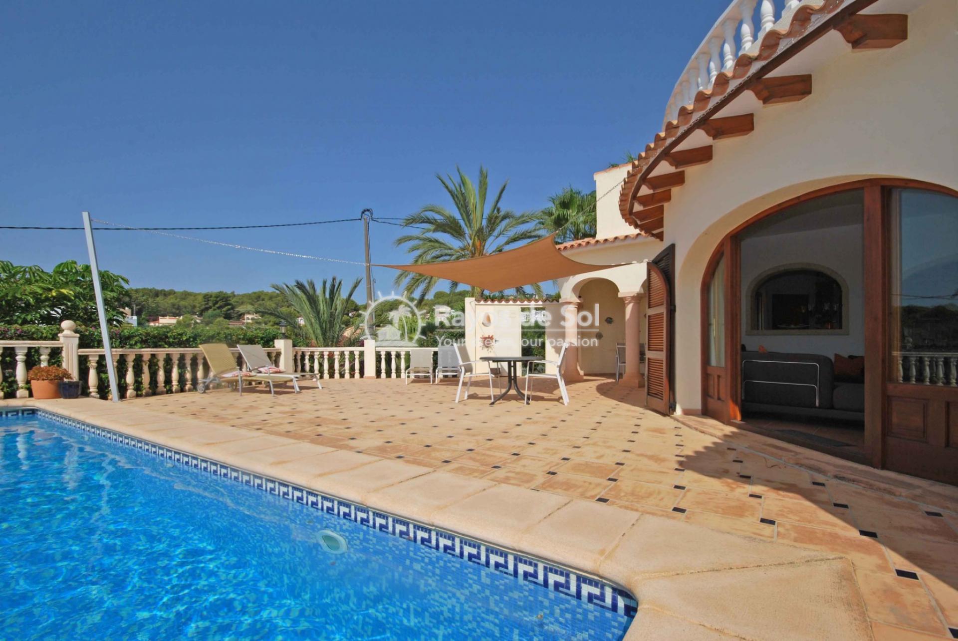 Villa  in Benissa, Costa Blanca (3796ex) - 6