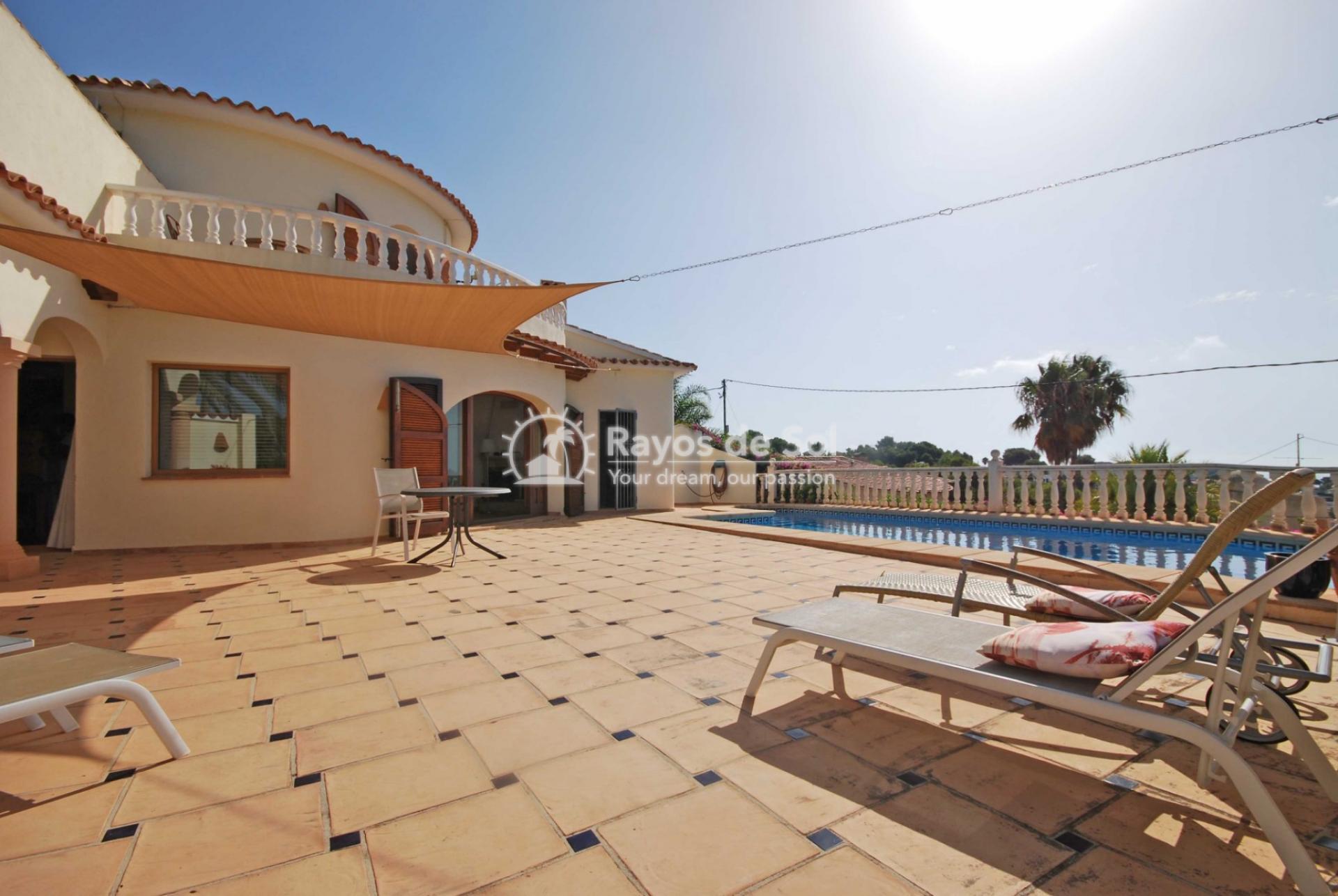 Villa  in Benissa, Costa Blanca (3796ex) - 7