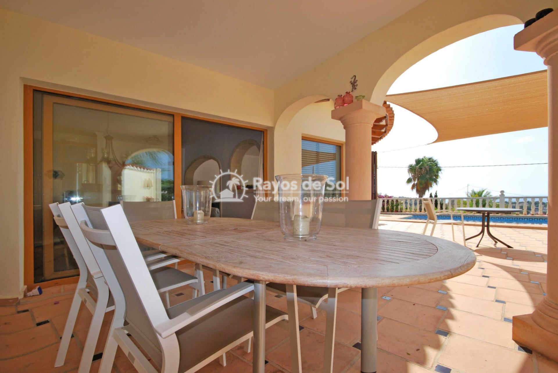 Villa  in Benissa, Costa Blanca (3796ex) - 10