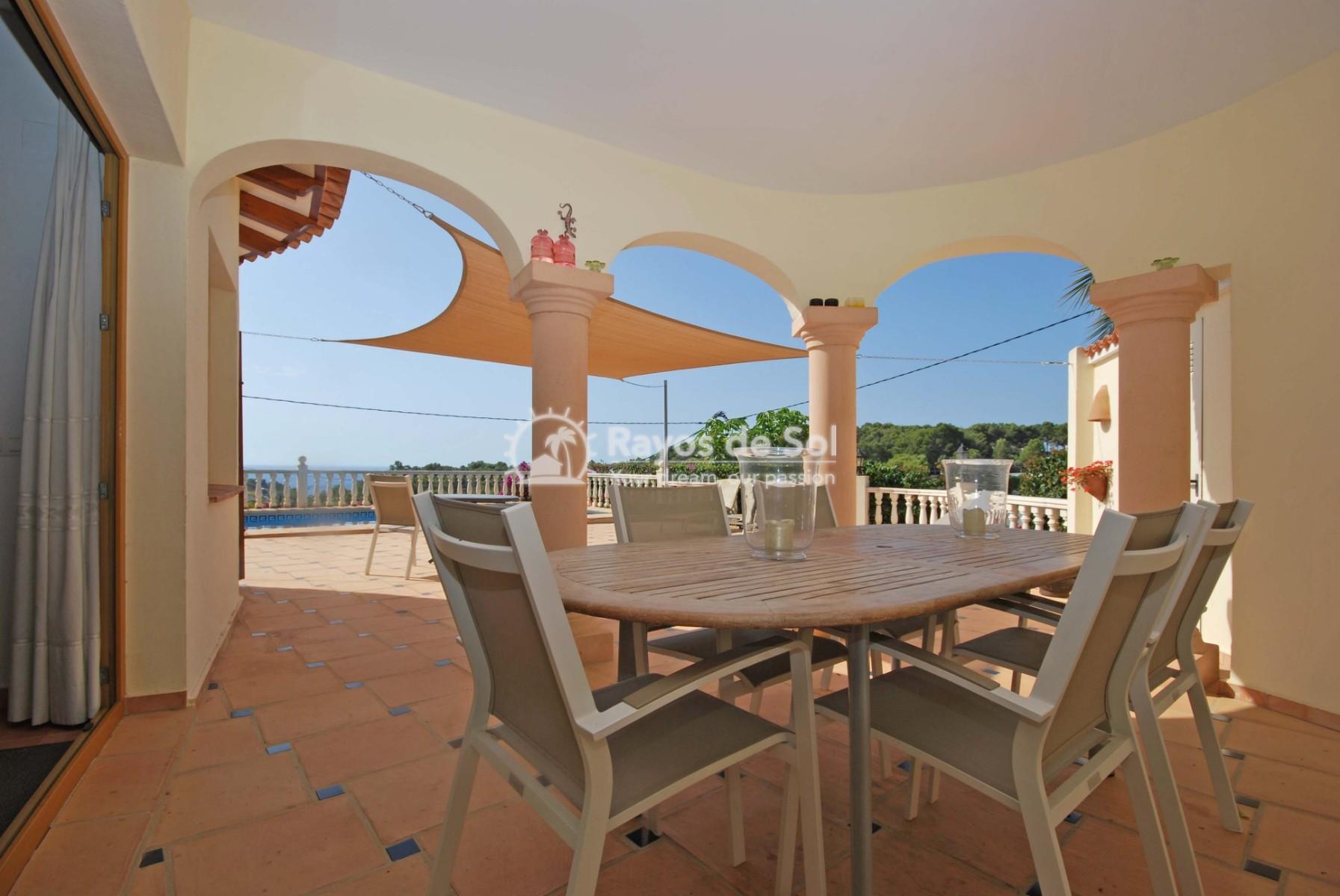 Villa  in Benissa, Costa Blanca (3796ex) - 11