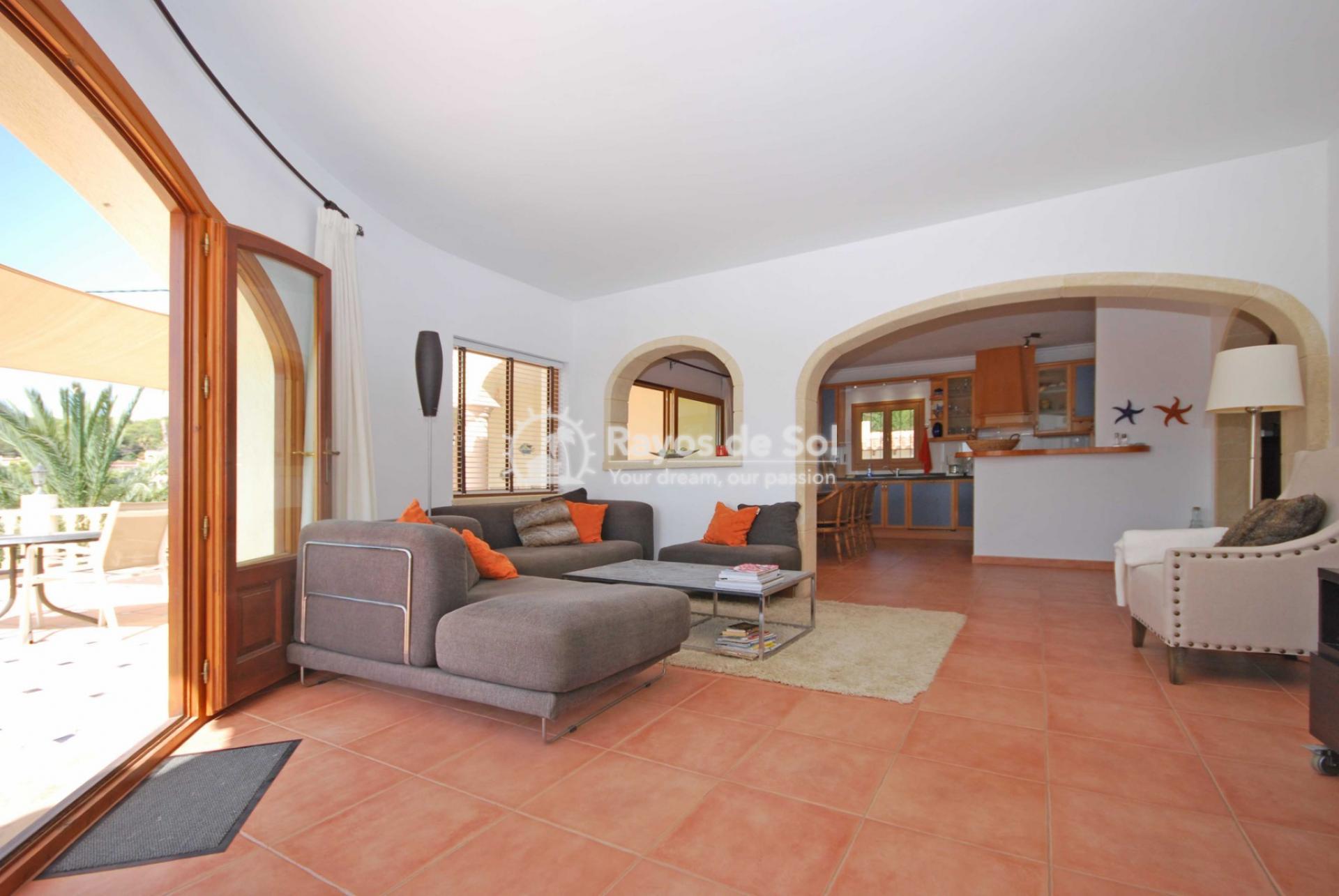 Villa  in Benissa, Costa Blanca (3796ex) - 13