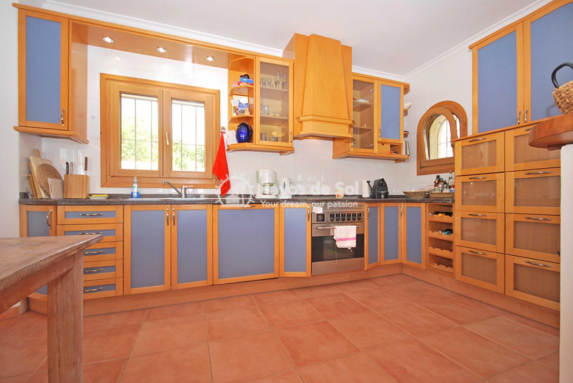 Villa  in Benissa, Costa Blanca (3796ex) - 19