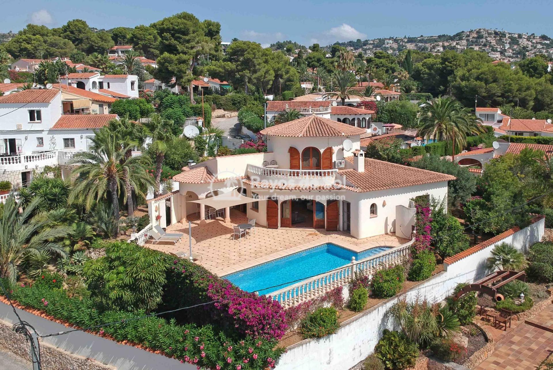 Villa  in Benissa, Costa Blanca (3796ex) - 38
