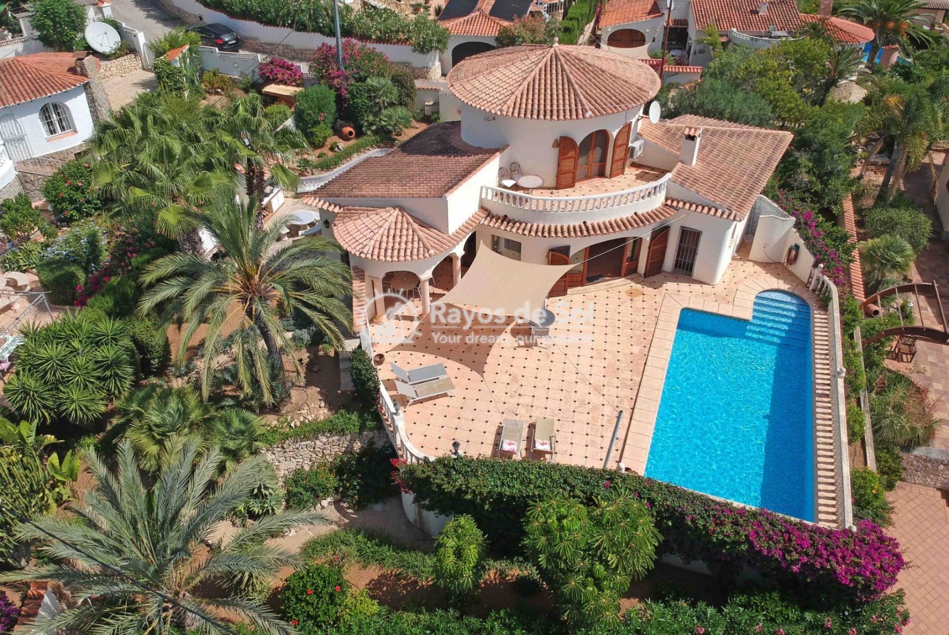 Villa  in Benissa, Costa Blanca (3796ex) - 39