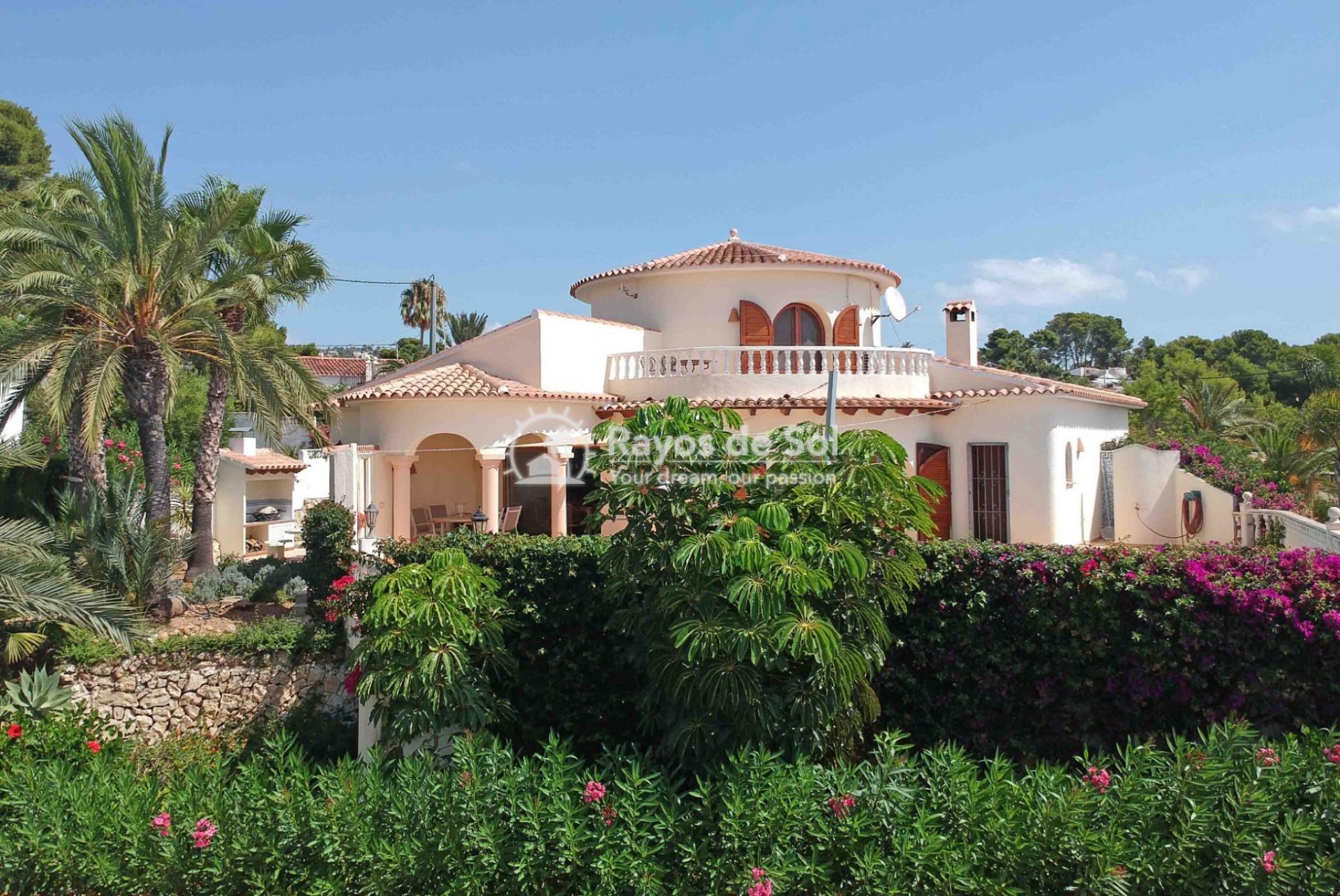 Villa  in Benissa, Costa Blanca (3796ex) - 40