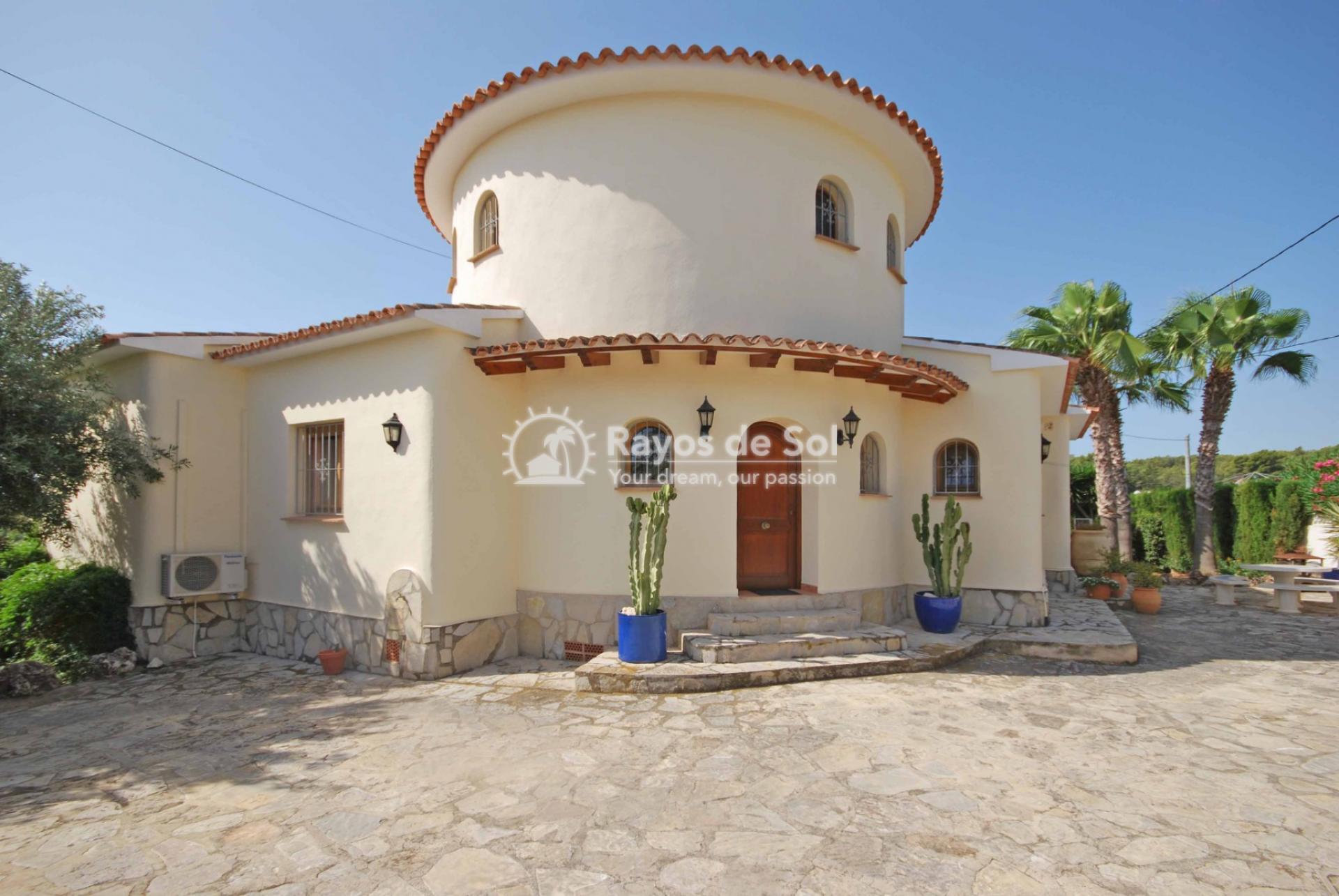 Villa  in Benissa, Costa Blanca (3796ex) - 41