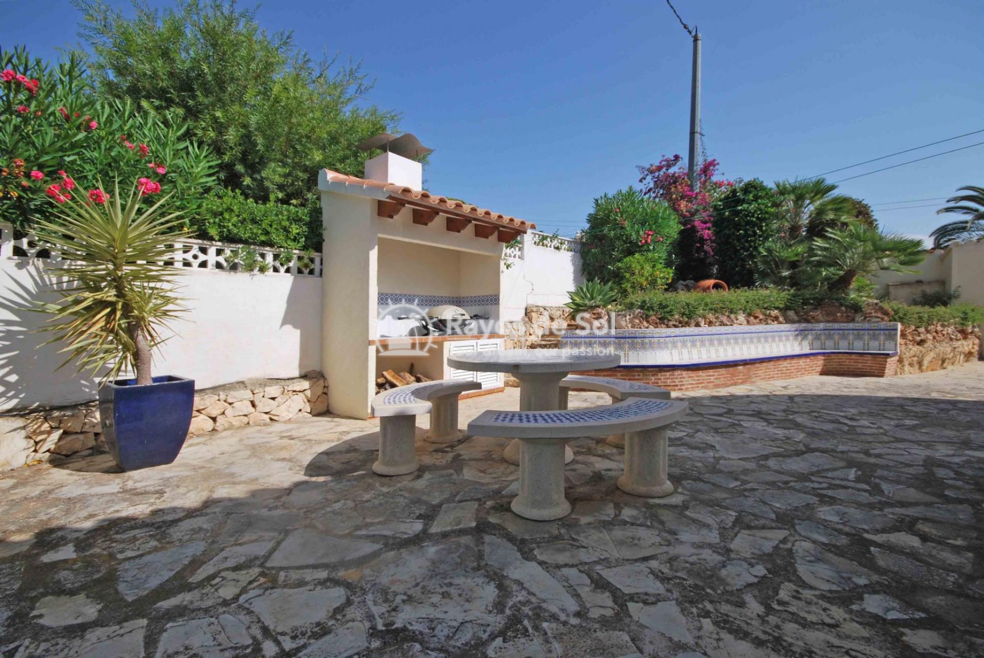 Villa  in Benissa, Costa Blanca (3796ex) - 46