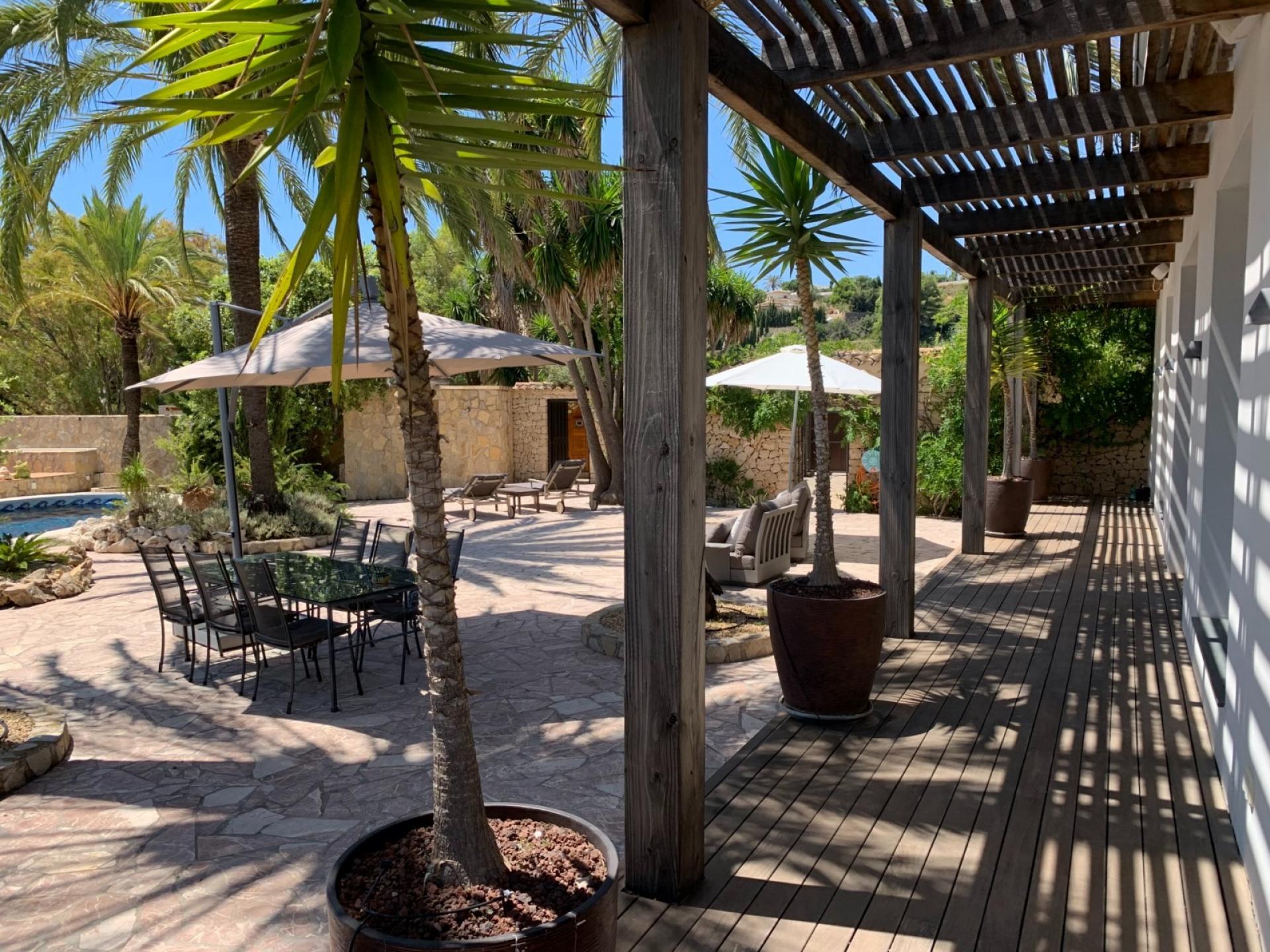 Villa  in Benissa, Costa Blanca (3820nd) - 4