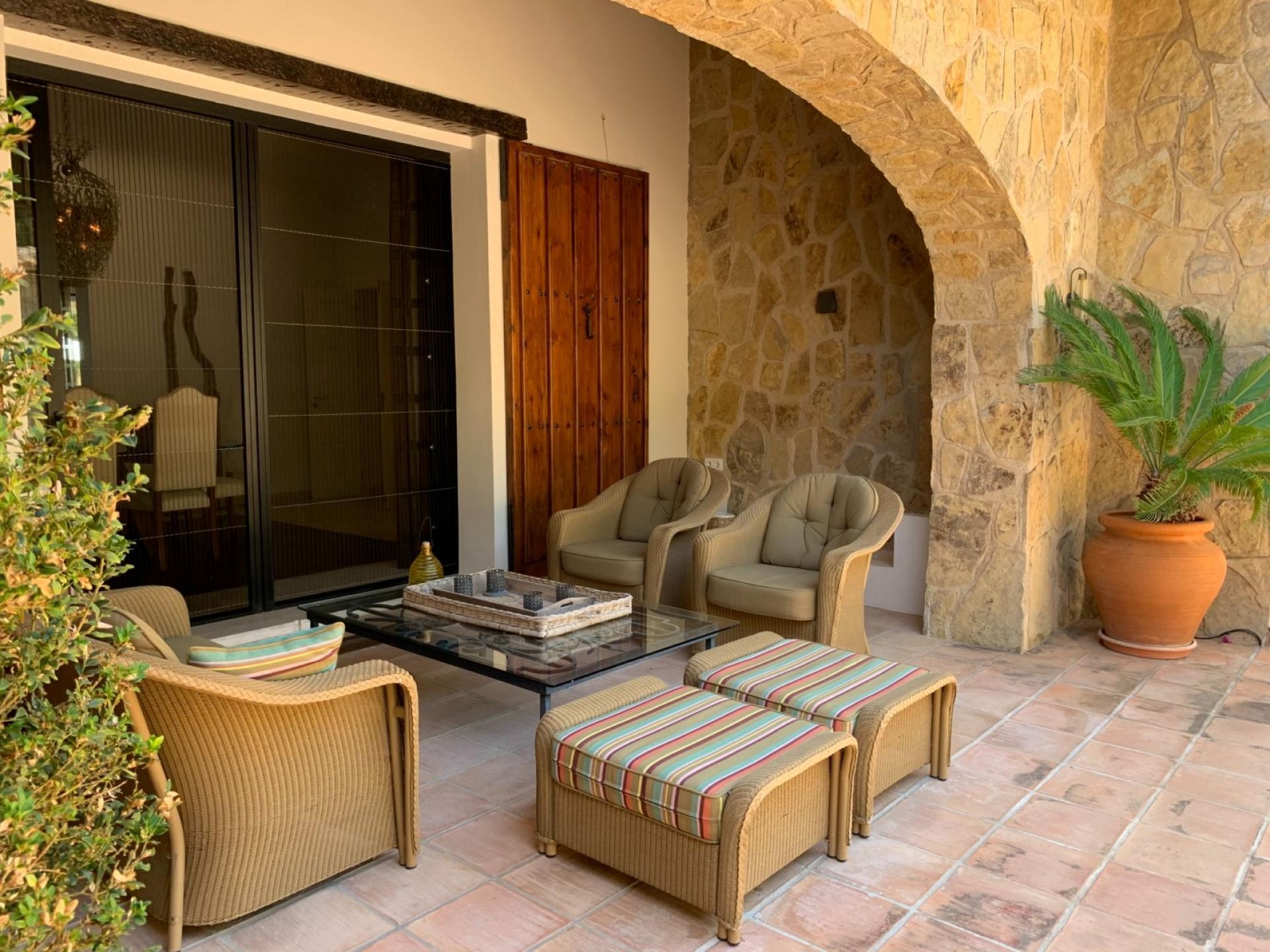 Villa  in Benissa, Costa Blanca (3820nd) - 22