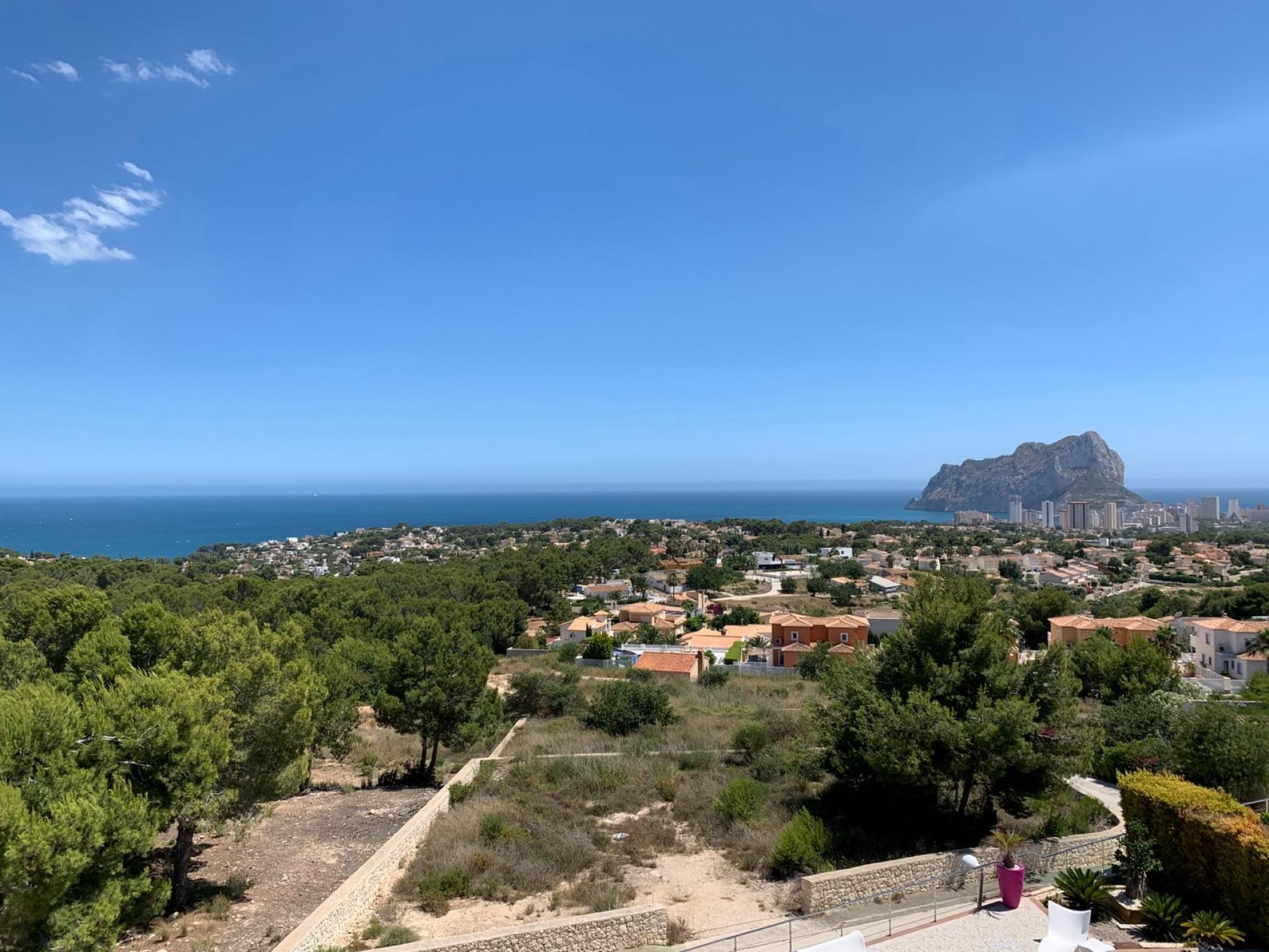 Villa  in Calpe, Costa Blanca North (3821nd) - 2