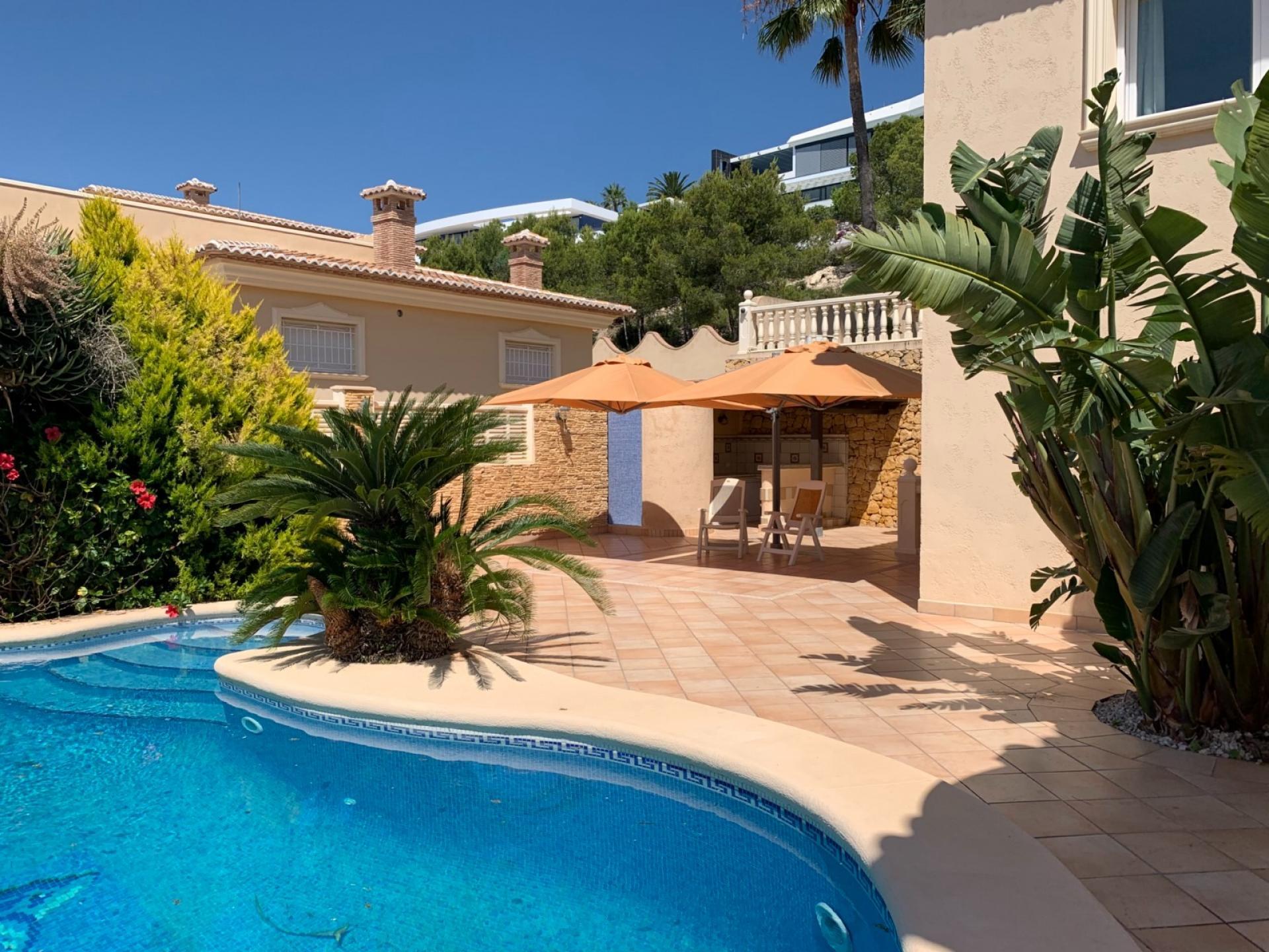 Villa  in Calpe, Costa Blanca North (3821nd) - 3