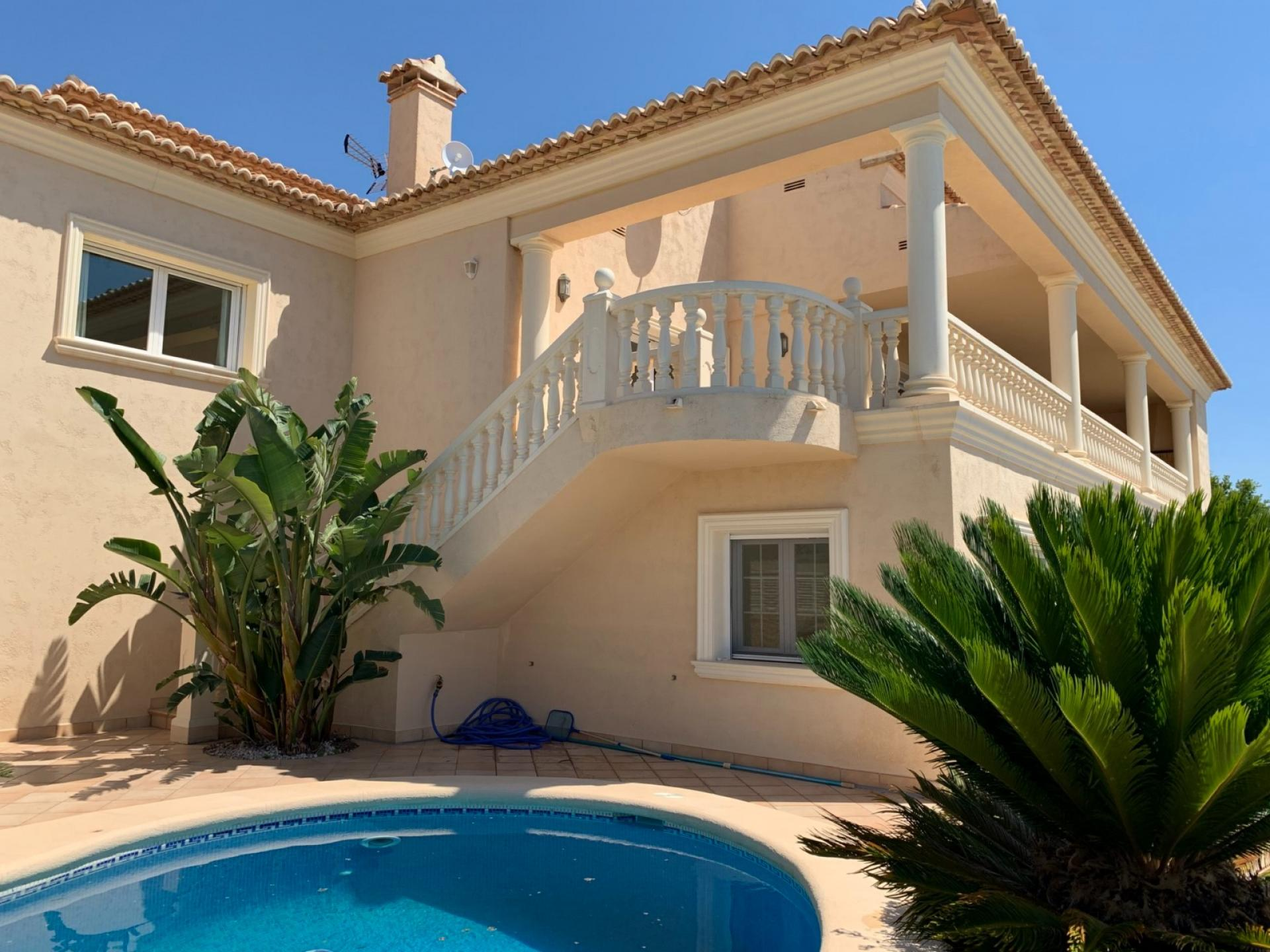 Villa  in Calpe, Costa Blanca North (3821nd) - 4