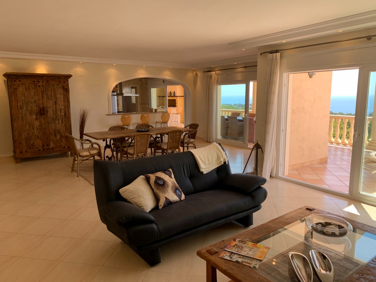 Villa  in Calpe, Costa Blanca North (3821nd) - 5