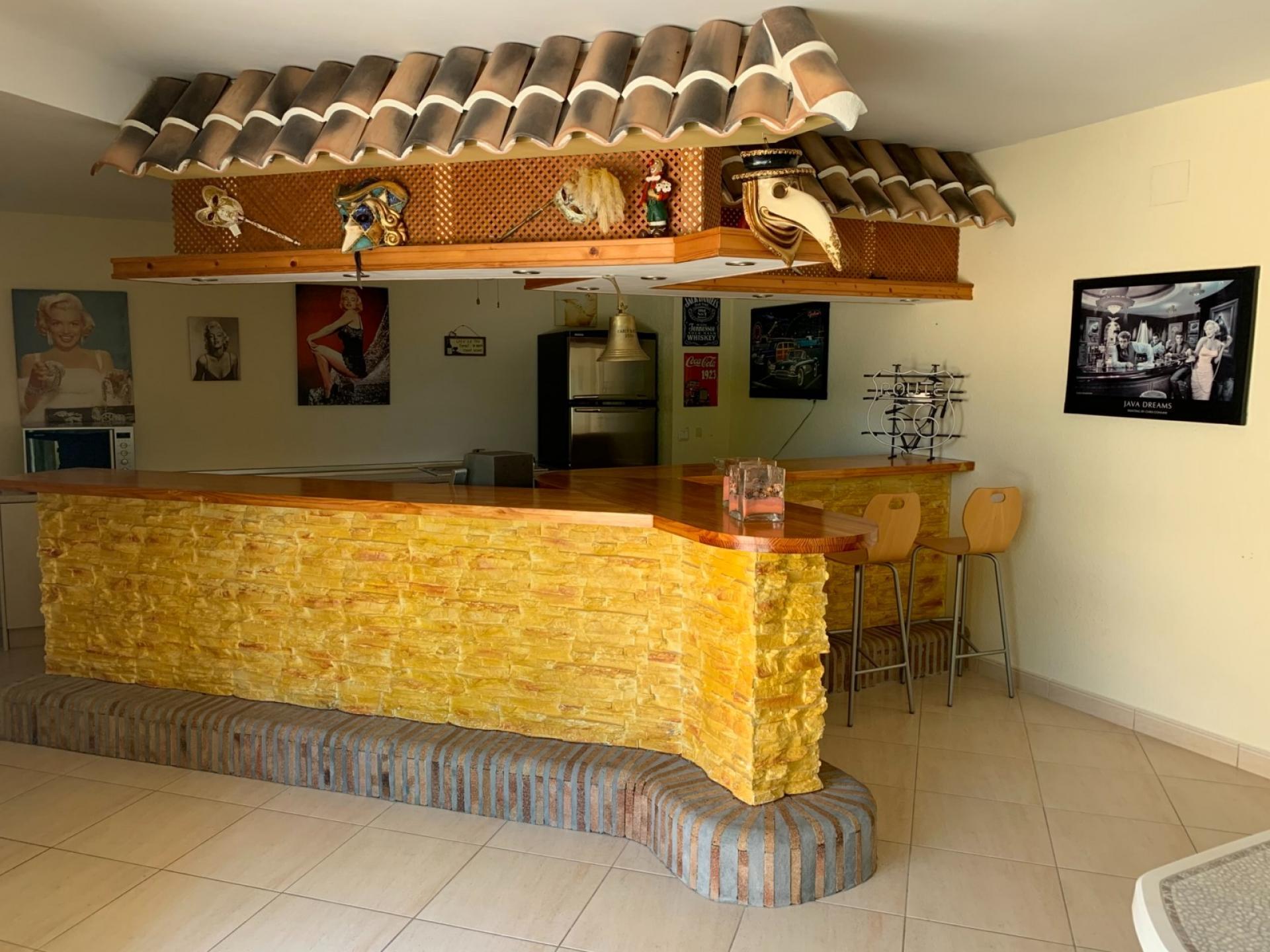 Villa  in Calpe, Costa Blanca North (3821nd) - 17