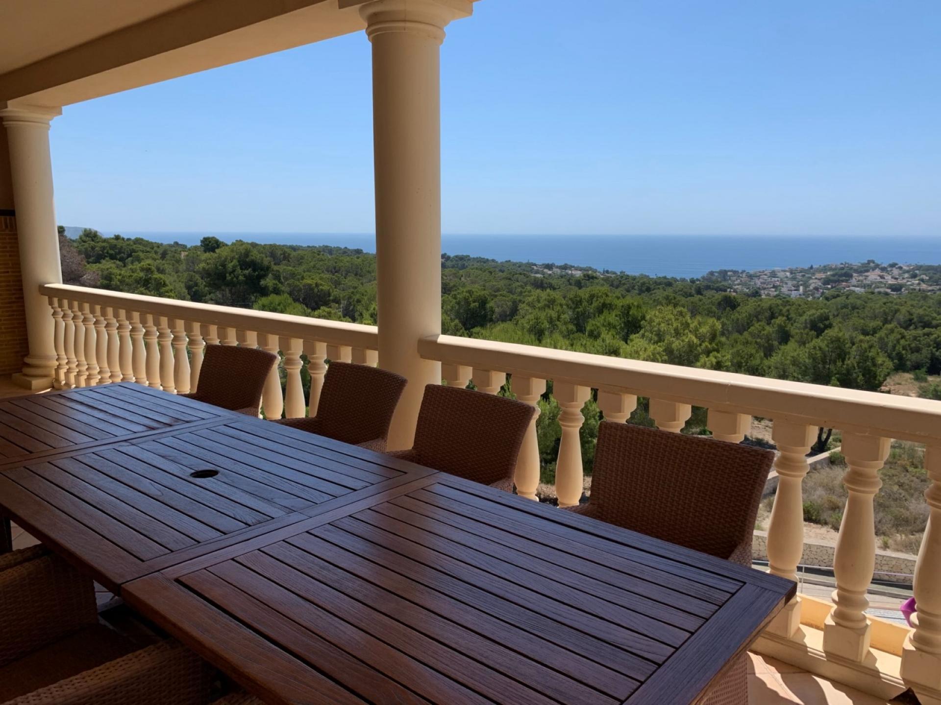 Villa  in Calpe, Costa Blanca North (3821nd) - 18