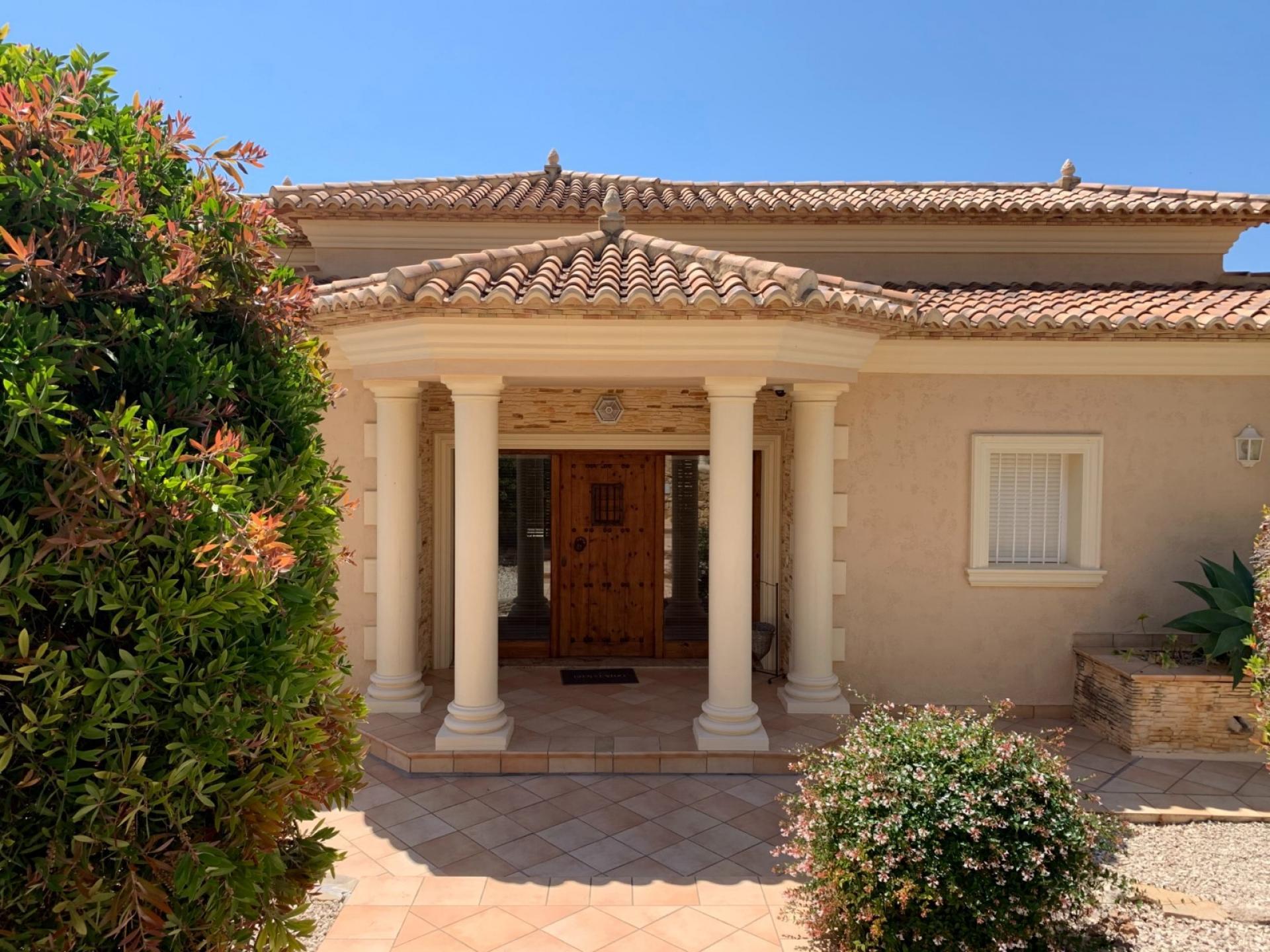 Villa  in Calpe, Costa Blanca North (3821nd) - 20