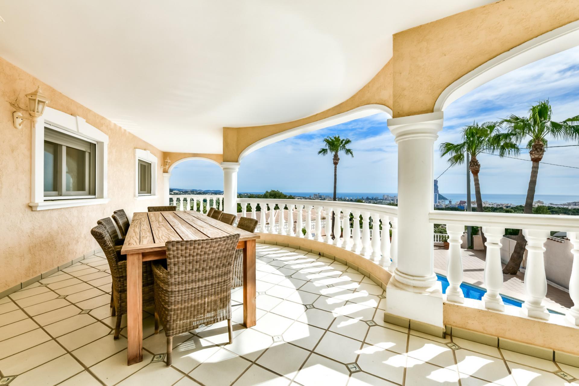 Villa  in Calpe, Costa Blanca North (3822) - 3